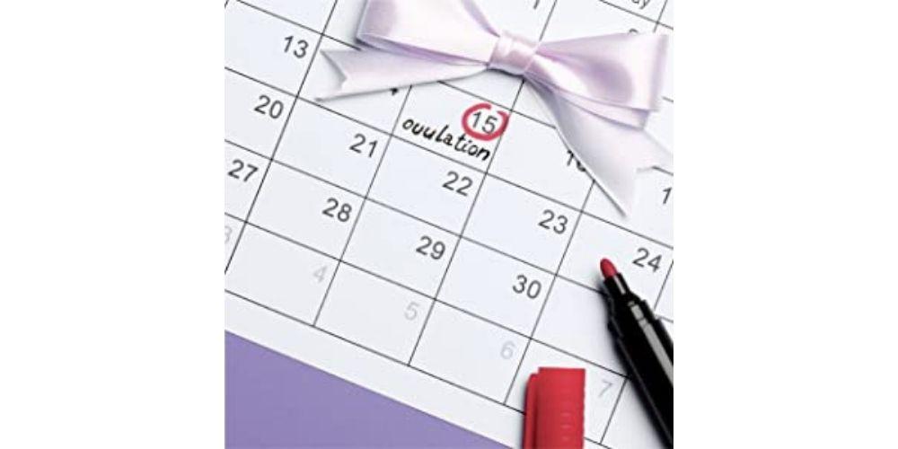 calendario días fértiles